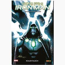 Doctor Doom Iron Man 1 rôles échange Infamous mythologie Marvel Bande Dessinée PANINI SC