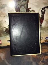 Assassins Creed Fratellanza CODEX EDITION IN PELLE COPERTINA RIGIDA ARTBOOK