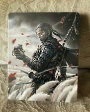 Ghost of tsushima Steelbook (Without Game)