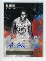 2018-19 Al Attles 83/149 Auto Panini Court Kings High Court Signatures