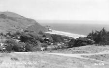 RPPC Stinson Beach, Marin County, California Zan Photo 1947 Vintage Postcard