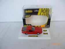 Solido - 1/43 Scale diecast - 1502 Porsche 944 red NM Boxed RARE