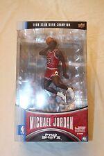 Michael Jordan Upper Deck Pro Shots 1988 Slam Dunk Champion figure NIB