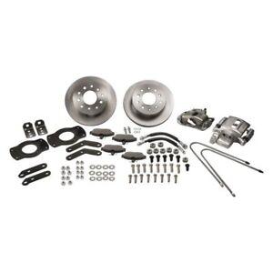 For Chevy Malibu 1964-1976 SSBC A125-3 Rear Brake Kit