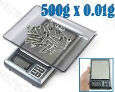 2 Function Weighing & Small Parts Counting Pcs Digital Scale 500gx0.01g (BL-01)