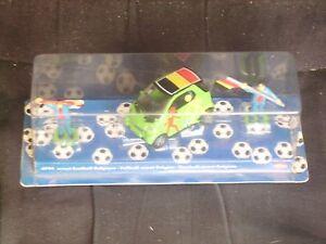 """Siku 4934 voiture Smart /""""football Belgique/"""" 1:50 neuve emballée"""
