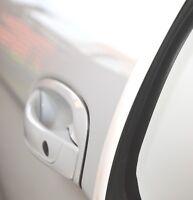 RICHTER Kantenschutz Schutzleiste Türschoner Auto KFZ 2 x 64 cm L-Profil WEISS