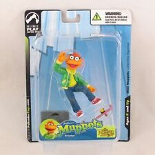 Muppets mini Scooter collectible figurine made by Palisades Toys - worn package