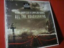 "MARK KNOPFLER & EMMYLOU HARRIS "" ROADRUNNING ""(LIMITED/DOUBLE-LP/FACTORY SEALED)"