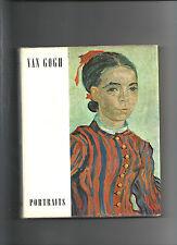Les portraits de Van Gogh Texte de Philippe Huisman REF E13 @@