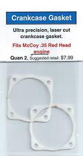 McCoy .35 Crankcase Gasket 2 Pack NIP