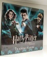 Harry Potter Order of the Phoenix Binder Album Update Version