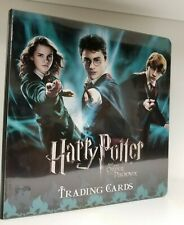 Harry Potter Order of the Phoenix Binder Album Update Version