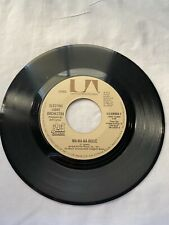 """ELECTRIC LIGHT ORCHESTRA-Ma-Ma-Ma-Belle/Livin Thing- 7"""" 45RPM Vinyl Record - EX"""