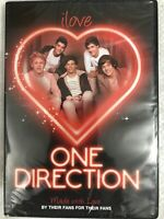 , One Direction: I Love One Direction [DVD], NEW SEALED