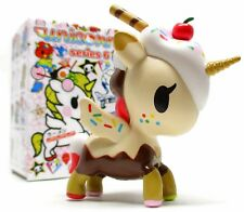 "Tokidoki UNICORNO SERIES 6 SUNDAE 3"" Mini Vinyl Figure Toy Opened Blind Box"