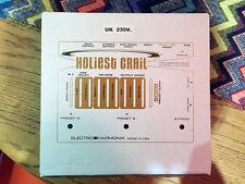 >> Electro Harmonix más Grial Programable Estéreo Guitarra Pedal de reverberación <<