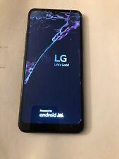 New listing Lg K51 K500Um Boost Mobile Android Phone, Broken