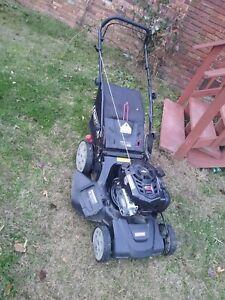 """Craftsman 21"""" 3in1 Push mower 163cc"""