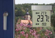 TFA Dostmann digitales Fensterthermometer Vision 30.1025