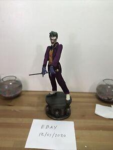 Sideshow CollectiblesDC ComicsThe Joker Premium Format Figure Statue