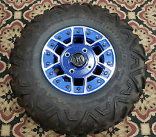 Can Am Maverick X3 Max FRONT OEM Beadlock Wheel and Tire Big Horn 2.0 (30x9r14)