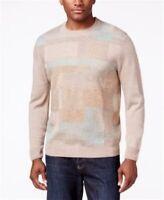 Weatherproof Men's 3 XL  XXL  Big And Tall  Crew Neck Long Sleeve Sweater