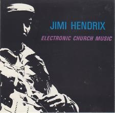"JIMI HENDRIX "" ELECTRONIC CHURCH MUSIC, CD"""