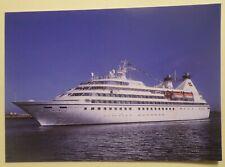 ms Royal Viking Queen . Cruise Line . Rvl Ocean Liner Ship Boat Seabourn Legend