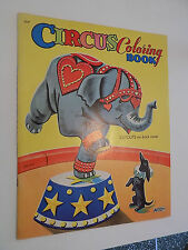 CIRCUS COLORING BOOK ALBUM DA COLORARE ARTCRAFT 2537 - C2