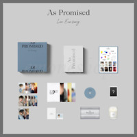 X1 이은상 Lee Eun Sang 1ST PHOTO BOOK PACKAGE [ 'As Promised ] KPOP Official MD