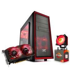 PC GAMING RYZEN 5 1600X 3.60GHz • 8GB DDR4 •1TB HD• RX 560 4GB • WINDOWS 10