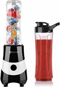 Personal Blender & Smoothie Maker Small Blender Juicer with 20 oz Bottle