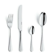 Amefa Vintage Rattail 32 Piece Cutlery Set - Stainless Steel