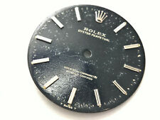 ULTRA RARE VINTAGE ROLEX OYSTER PERPETUAL 1002 GILT DIAL GENUINE 100% USED