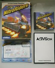 Interstate'76 Nitro Riders PC BigBox RARE!