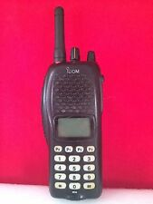 Icom IC-F40GT-2 UHF Radio with Antenna, belt clip GMRS 440-512 Free Programming