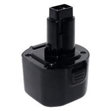 Batterie pour Dewalt dw9061 9,6v/2000mah/dw9062/de9062/EZWA 37
