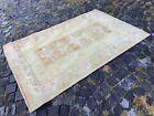 Turkish area rug, Vintage wool rug, Carpet, Handmade rug | 3,9 x 6,1 ft
