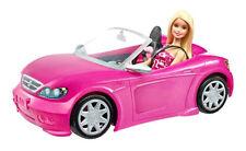 Mattel DJR55 Barbie® Puppe und Glam Cabrio Spielzeug