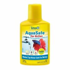 TETRA BETTASAFE 1.69 OZ WATER CONDITIONER MAINTENANCE. FREE SHIP TO THE USA
