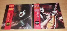 KISS KARTON Limited Edition 2x Picture Disc Vinyl LP Destroys Anaheim Part 1 & 2