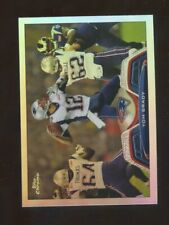 2013 Topps Chrome Refractor Tom Brady New England Patriots