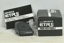 Bronica ETR Series Prism Finder Unused