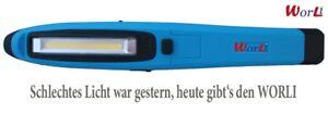 Worli LED Arbeitsleuchte Taschenlampe Flächenleuchte Taschenlampe Magnetleuchte