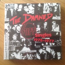 The Damned Stiff Singles 1976-77 Sealed New Box Set MINT Punk Sex Pistols Clash