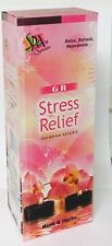 GR Incense Sticks Best Seller Stress Relief 120-Stick  Free Shipping