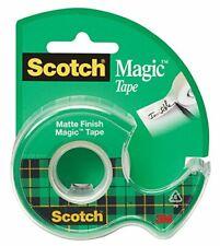 Scotch Magic Tape, 1/2 x 450 Inch (104)
