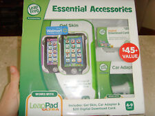 New Leap Frog Essentials Accessories works with LeapPad Ultra Skin Car adapter