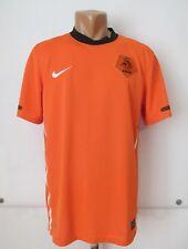 HOLLAND WORLD CUP 2010/2011/2012 HOME SHIRT JERSEY TRIKOT NETHERLANDS NIKE (M)